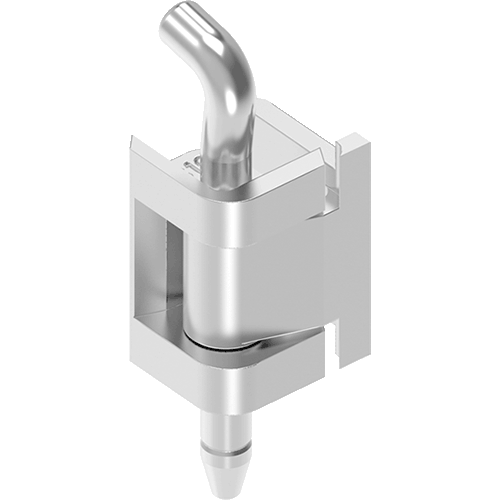 180° hinge stainless steel
