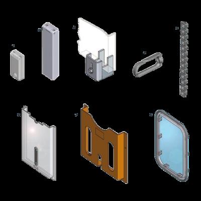 emka katalogsektion 12d 100 zubeh r schl sselschild. Black Bedroom Furniture Sets. Home Design Ideas
