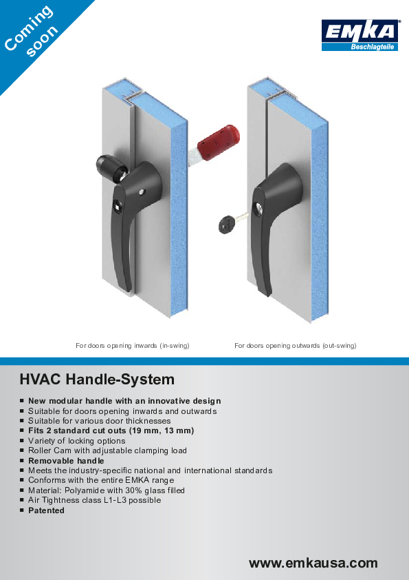 HVAC Handle-System