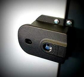 KLIMATEC relies on EMKA for housings. EMKA Surface mounted door lock 1000-U778