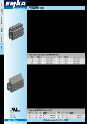 5A-120: Contalar Program 1003