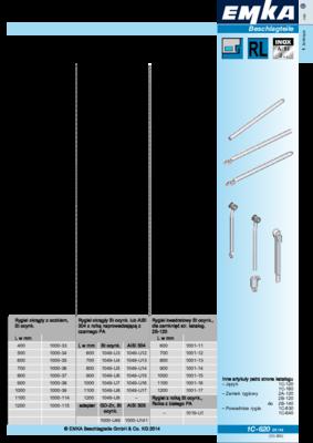 1C-620: Rygiel Program uniwersalny