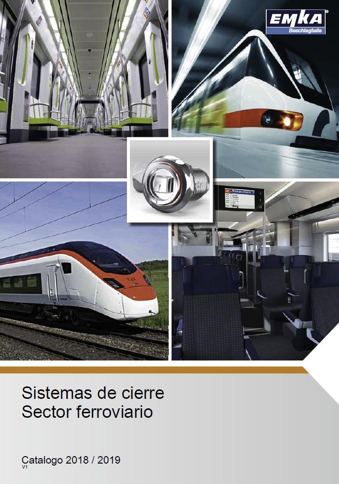 Sistemas de cierre Sector ferroviario