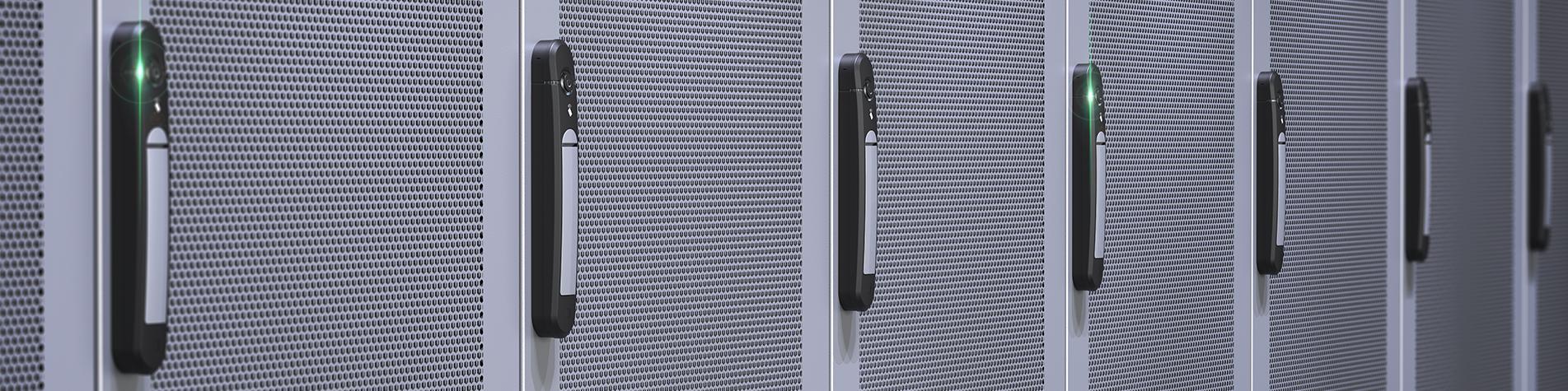 Centros de datos / armarios de servidores