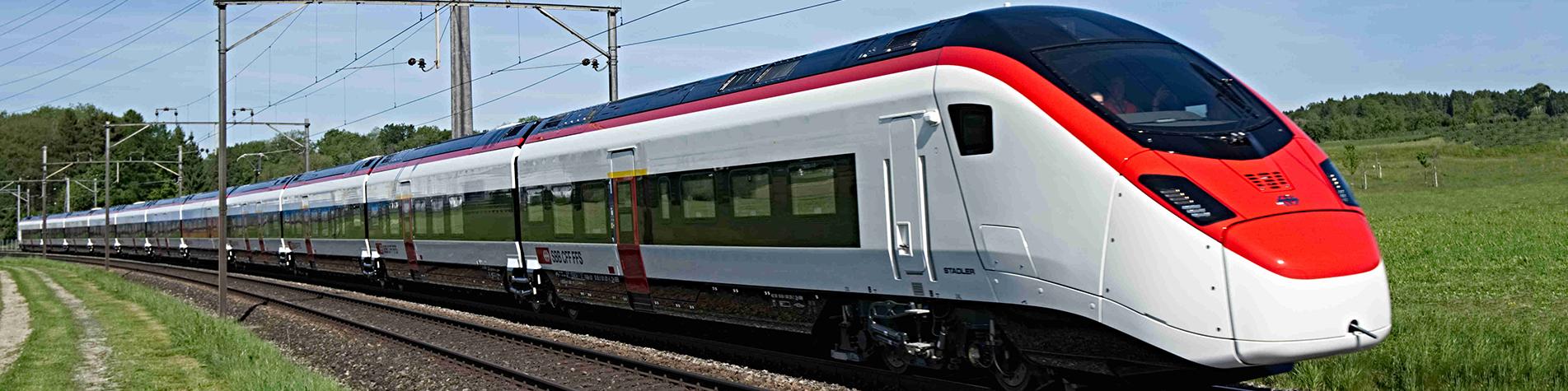 Construcción de vehículos ferroviarios
