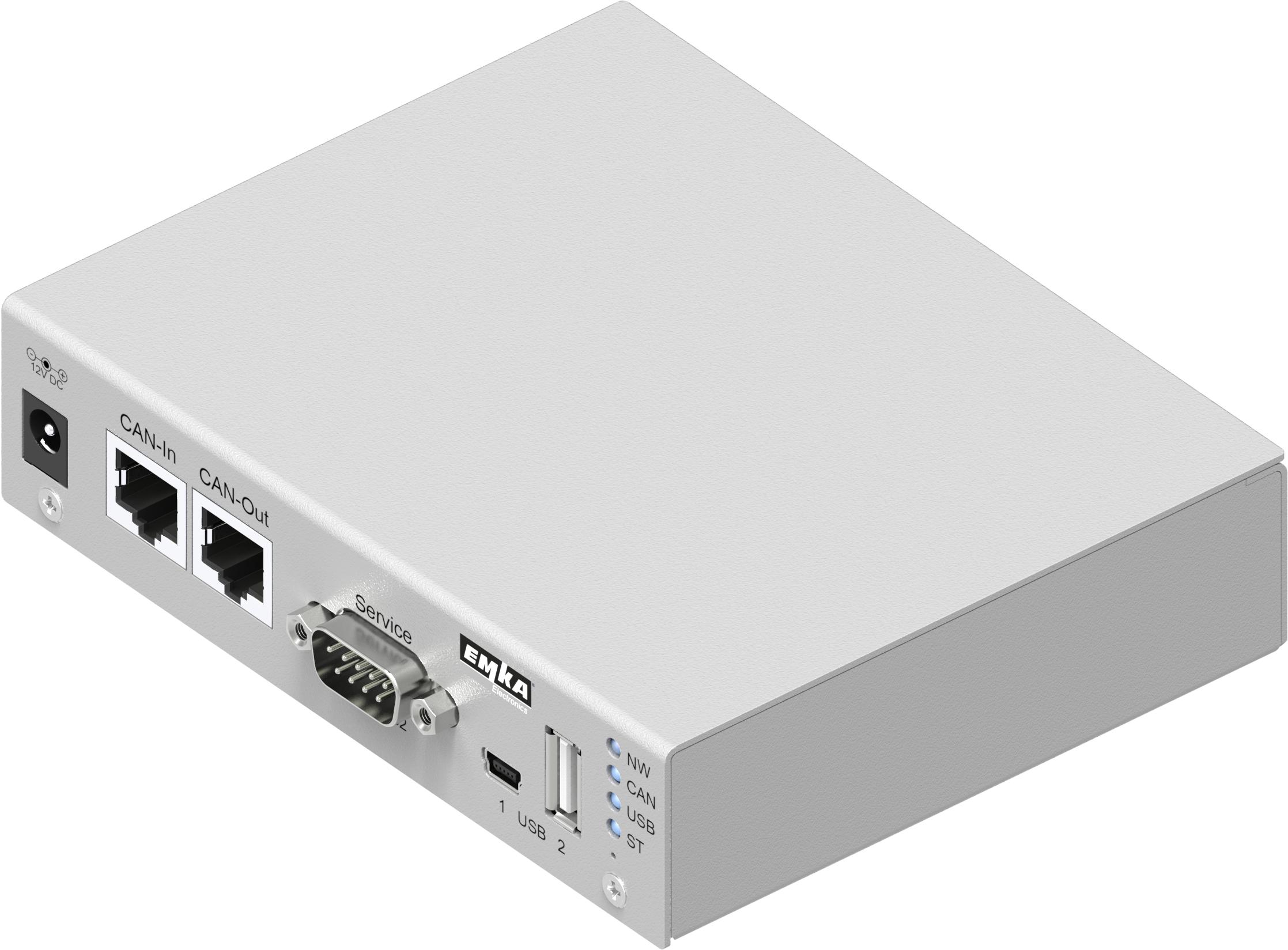EMKA Système de contrôle électronique