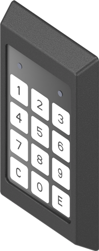 EMKA Electronics keypad