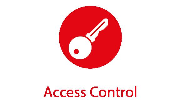 EMKA Piktogramm access control