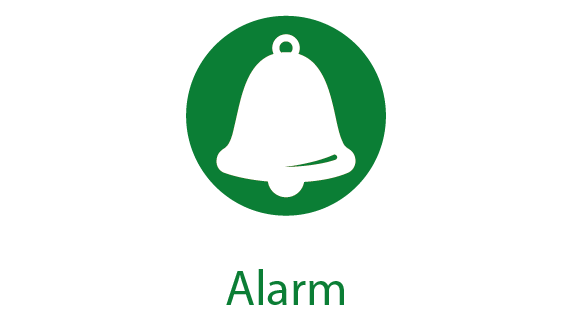 EMKA Piktogramm Alarm