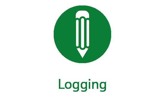 EMKA Piktogramm Logging