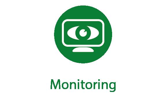 EMKA Piktogramm Monitoring