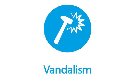 EMKA Piktogramm Vandalism