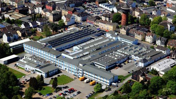Unternehmenszentrale Velbert / Deutschland