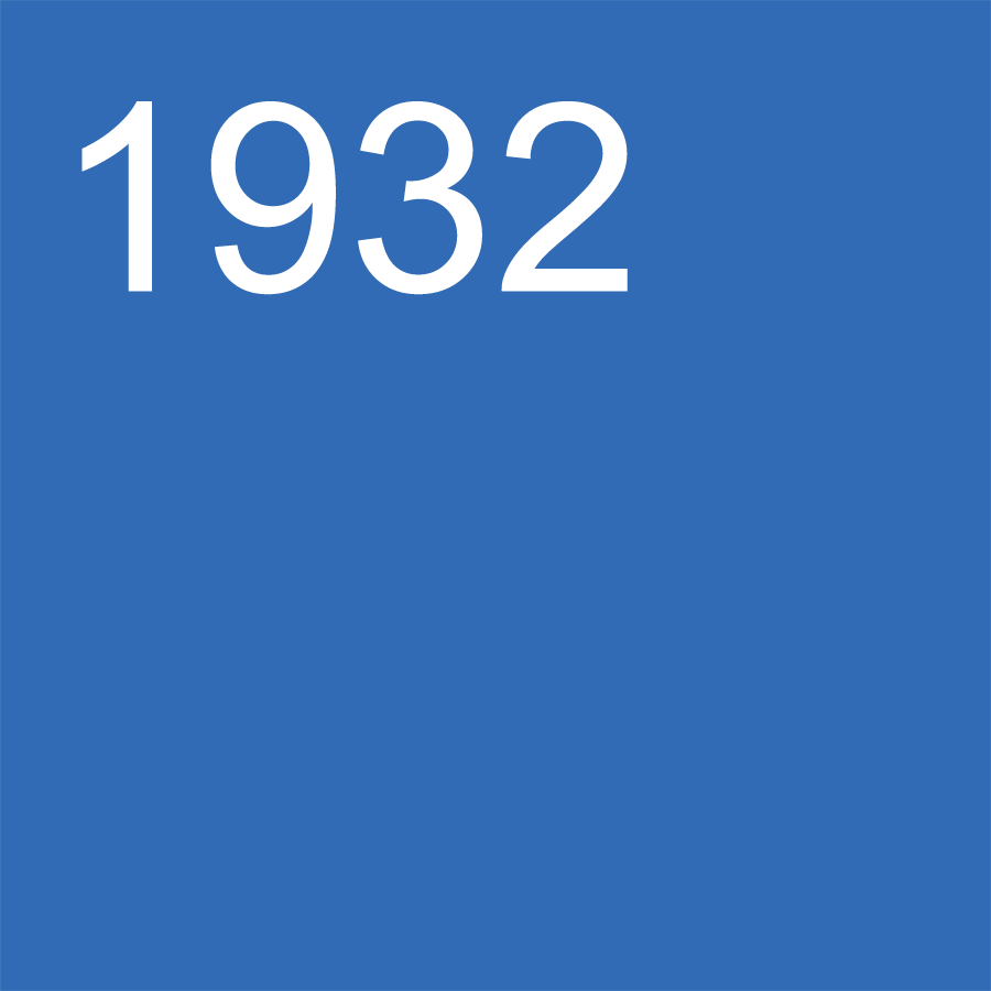 EMKA history milestone 1932