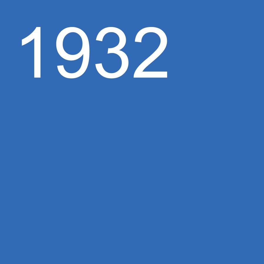 EMKA Pietra miliare 1932