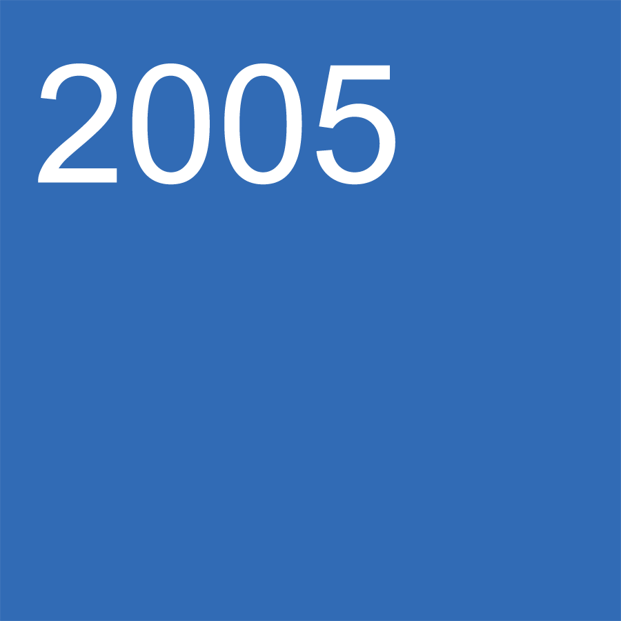 [Translate to fr_fr:] 2005