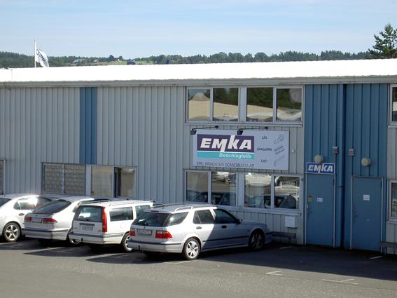EMKA Scandinavia AB / Jönköping, Schweden