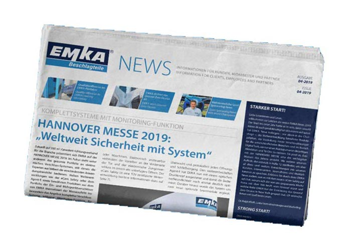 EMKA News Portal