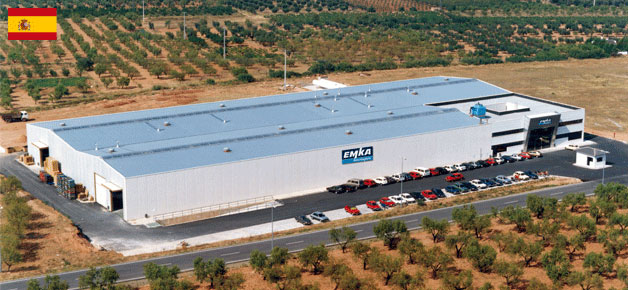 Production Site with sales office Arnedo (La Rioja) / Spain