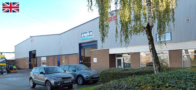 Produktionsstandort Birmingham / UK