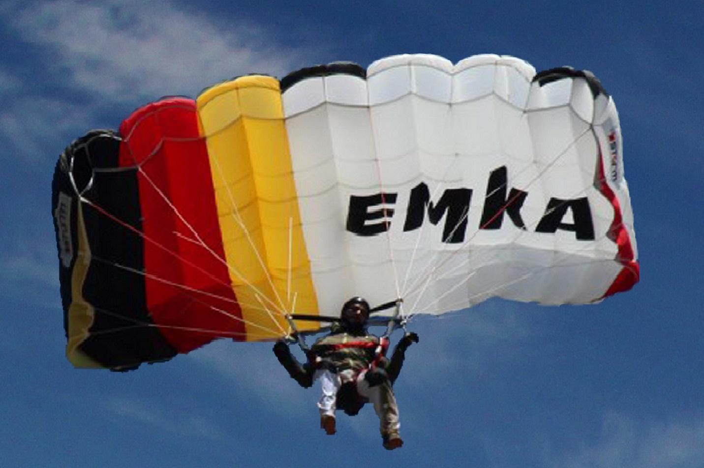 Skydiving_Deutschland-Cup im Zielspringen