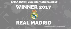 EMKA Ruhr Cup 2017 - Winner Real Madrid