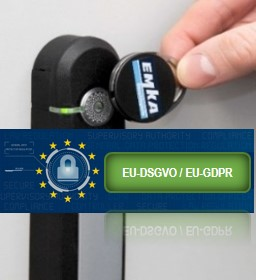 Agent-E – EMKA's electronic locking solution