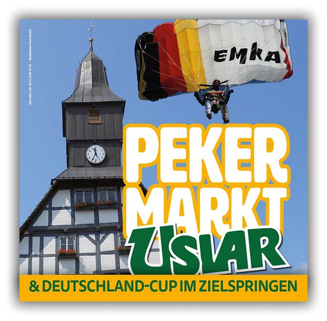 EMKA Skydiver at Deutschland-Cup 2019