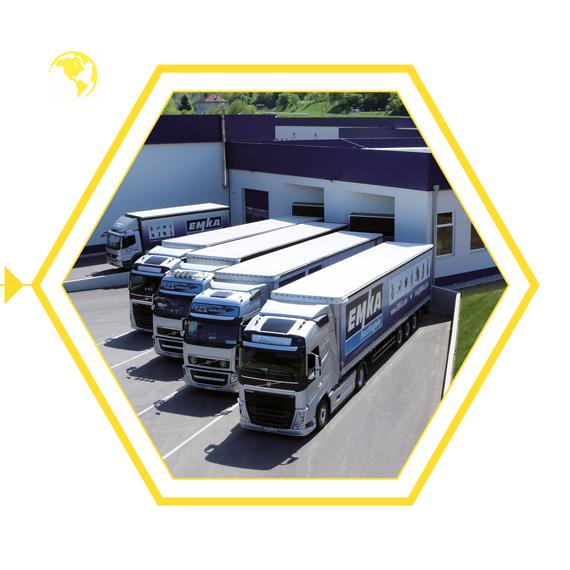 Logistik weltweit