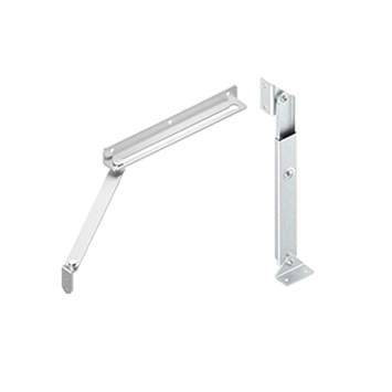 Supports and Stops for Covers and Doors