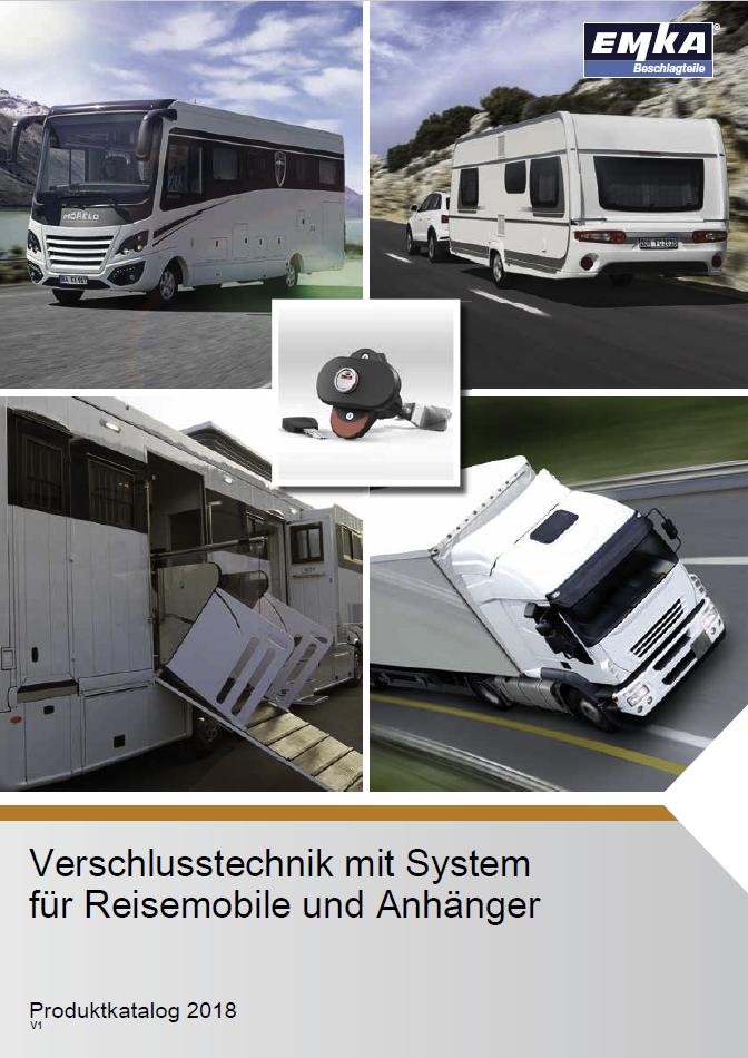 Verschlusstechnik mit System für Reisemobile und Anhänger