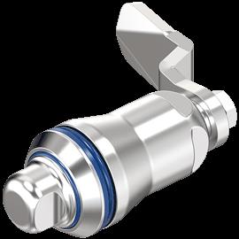 Dreh-Spann-Verschluss mit IP 69K Schutz (1000-u861)