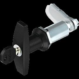 Dreh-Spann-Verschluss mit T-Griff und Schließung (1000-U821)