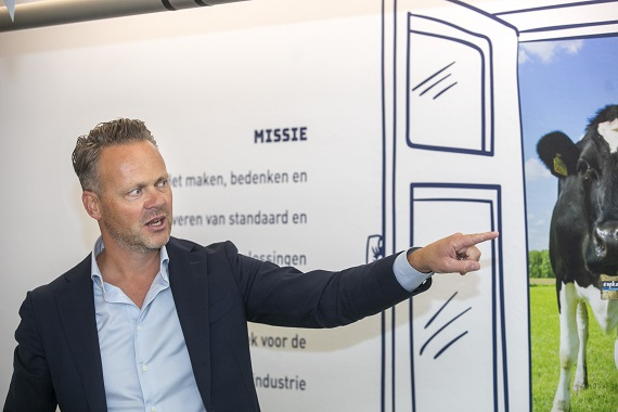 Direktor Ramon Philippo postavlja smjer u EMKA Beneluxu četiri godine.